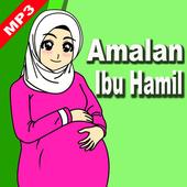 Amalan Ibu Hamil icône