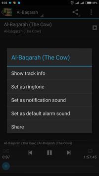 Al Quran MP3 Full Offline 截圖 4