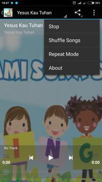 Lagu Anak Sekolah Minggu تصوير الشاشة 5
