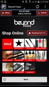 Vape stores screenshot 1