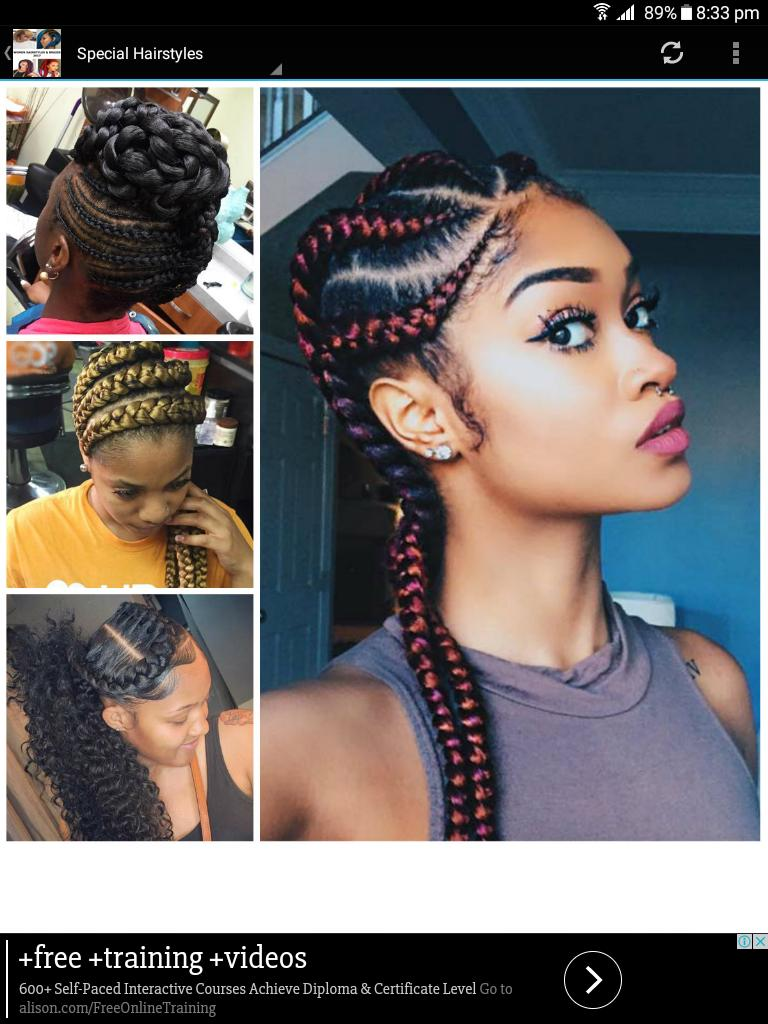 Women Braids Hairstyles 2019 For Android Apk Download