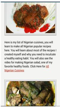 Nigerian food recipes apk download free health fitness app for nigerian food recipes apk screenshot forumfinder Image collections