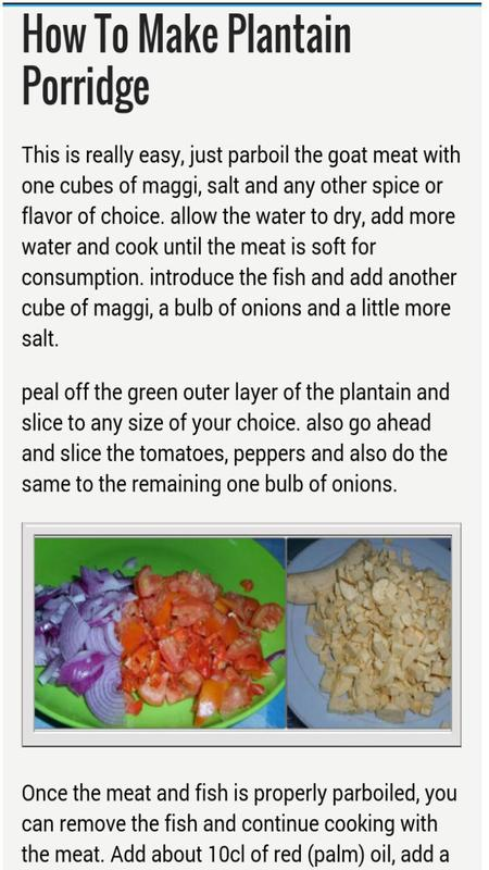 Nigerian food recipes apk download free health fitness app for nigerian food recipes apk screenshot forumfinder Choice Image