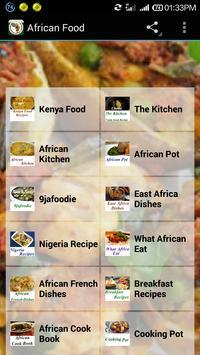 African food recipes apk download free health fitness app for african food recipes apk screenshot forumfinder Images