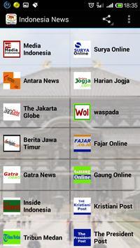 Indonesia News apk screenshot