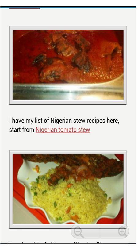 Nigerian food recipes apk download free food drink app for nigerian food recipes poster nigerian food recipes apk forumfinder Gallery