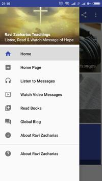 Ravi Zacharias Teachings apk screenshot