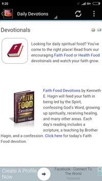 Kenneth Hagin Sermon apk screenshot