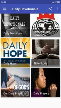 Daily Devotionals screenshot 1