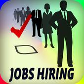 Jobs Hiring icon