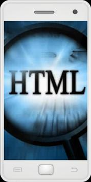 HTML Tutorial apk screenshot