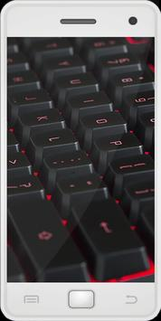 Keyboard screenshot 1