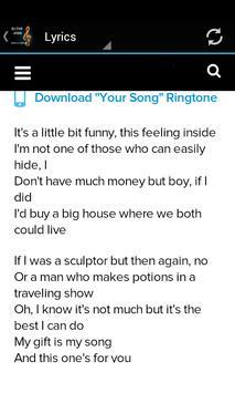 Elton John Music & Lyrics for Android - APK Download
