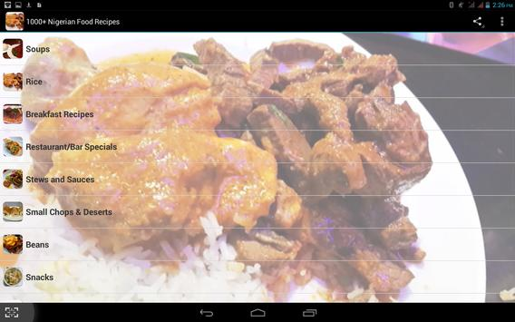 1000 nigerian food recipes apk download free health fitness app 1000 nigerian food recipes apk screenshot forumfinder Choice Image