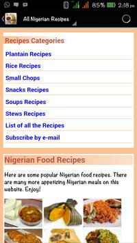 All nigerian food recipes apk download free health fitness app all nigerian food recipes apk screenshot forumfinder Choice Image