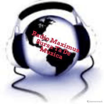 Radio MaximuS poster