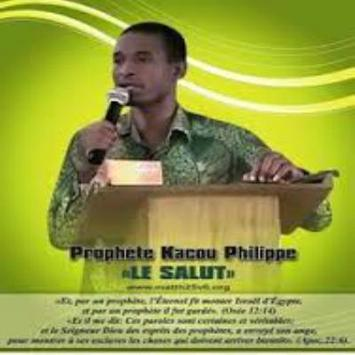 Prophet Phillippe Kacou screenshot 1