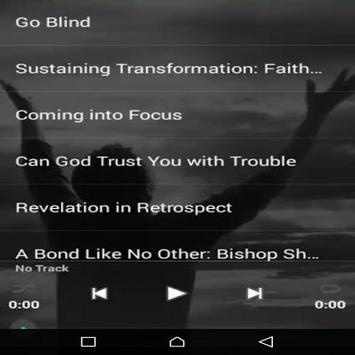 Maranatha Christian Fellowship Sermons screenshot 3