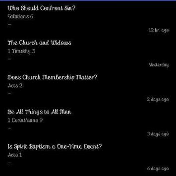 Pastor John W. Gray Devotional - Lakewood Church apk screenshot