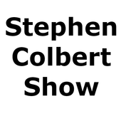 Stephen Late Daily Show icon