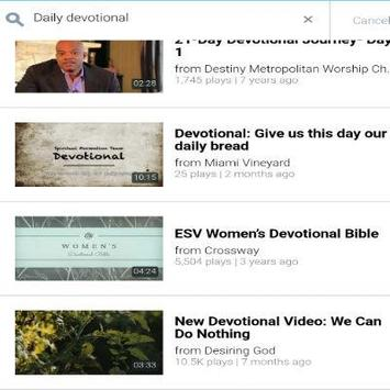 Lutheran Hour Daily Devotional apk screenshot