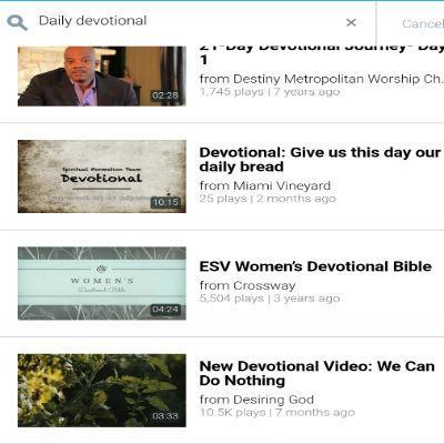Bible-Gateway Daily Devotional for Android - APK Download