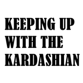"""Keeping Up : Kardashians"" icon"