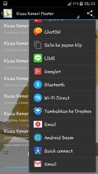 Kicau Pemikat Kenari Master screenshot 3