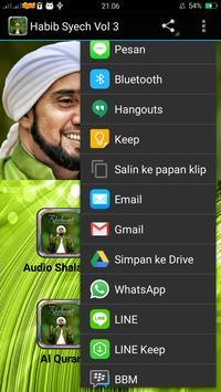 Habib Syech Offline Lengkap 3 screenshot 2