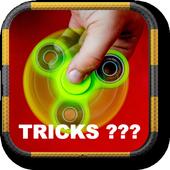Trick Fidget Spinner icon
