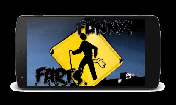 Funny Fart Sounds Ringtones poster