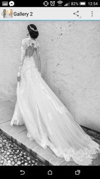 Vintage Wedding Dresses apk screenshot