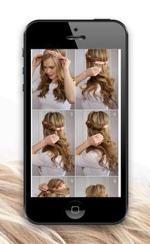Cute & Easy Hairstyles screenshot 3