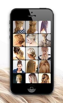 Cute & Easy Hairstyles screenshot 1