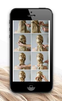 Cute & Easy Hairstyles screenshot 2