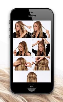 Cute & Easy Hairstyles screenshot 7