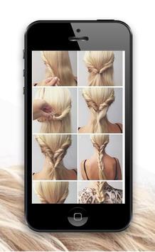 Cute & Easy Hairstyles screenshot 4