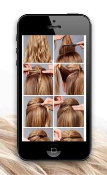 Cute & Easy Hairstyles screenshot 5