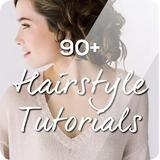 90+ Hairstyle Tutorials