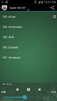 Quran offline Hatem Farid screenshot 3