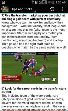New FIFA 15 Ultimate Guide screenshot 2
