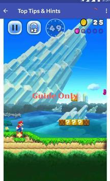 New Super Mario Guide screenshot 1