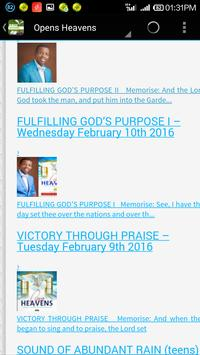 Daily Devotionals screenshot 2