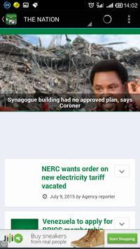 Naija breaking news screenshot 5