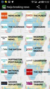 Naija breaking news screenshot 7