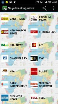 Naija breaking news screenshot 1