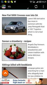 SOUTH AFRICA NEWS apk screenshot