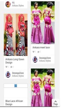 Nigeria fashion apk screenshot