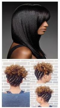 African Hairstyles poster