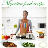 Nigerian food recipes icon